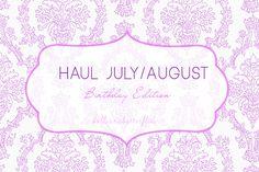 Dolls and Butterflies | Beauty Blog: [Haul] Shopping e Autoregali Birthday Edition (Kik...