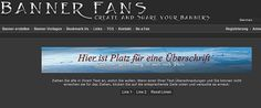 Header Banner gratis Blogger Blogspot