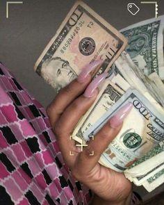 Money On My Mind, Save Your Money, Big Money, How To Get Money, Cash Wallet, Money Stacks, Gold Money, Glo Up, Manifesting Money