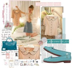 """""""Le Bunny Bleu - Derry Loafers"""" by lebunnybleu ❤ liked on Polyvore"""
