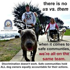 """There is no """"us vs. them"""" when it comes to wanting a safe community."""