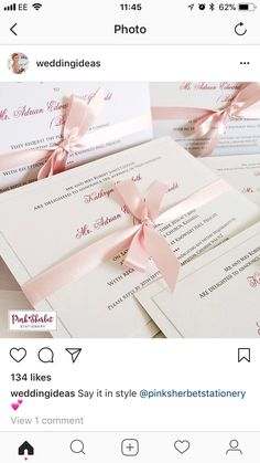 Weddingideas, Place Cards, Gift Wrapping, Place Card Holders, Invitations, Pink, Gifts, Gift Wrapping Paper, Presents