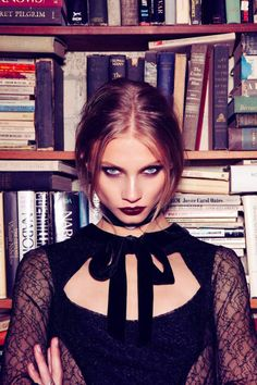 The Look: Anna Selezneva photographed by Zoey Grossman for Love and Lemons Fall 2013 Campaign