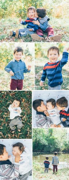 little boy style for fall & winter, mini style, kids fashion, kids style, boys clothes, boys fashion, fall clothes, toddler style, vest, booties for kids, corduroy pants, sweaters, winter fashion, winter clothes, kids outfits, chambray shirt, family photo, brothers, mom of boys, boy mom, #momofboys, #brothers, #raisingbabies