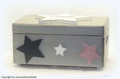 Kisten & Boxen - Erinnerungskiste - ein Designerstück von Erinnerungskisten bei DaWanda