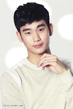 Handsome in white Korean Face, Korean Men, Asian Actors, Korean Actors, Dong Gu, Drama Words, Hyun Young, My Love From Another Star, Jun Ji Hyun
