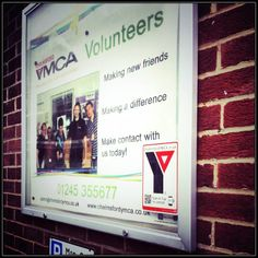 Very proud to be working with our local #YMCA #Chelmsford who do such a great job in our community #Logotag #socialmediamarketing #smm #theymca