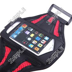 Low Price Samsung Accessories: Adjustable Sports Running Armband Case