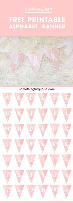 printable banners templates free