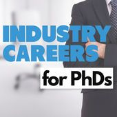 Industry Careers For PhDs Podcast by Cheeky Scientist Association