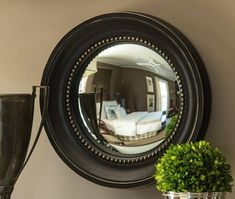 15 Stylish & Affordable Convex & Concave Mirrors