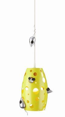 Dětský lustr 40281/34/16, #chandelier #mice #cheese #ceiling #children #kid #kids #baby #boy #girl #led #philips