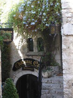 Eze (medieval village), France