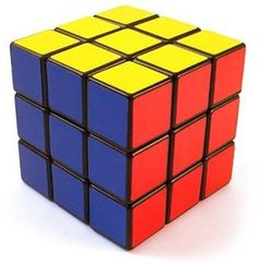 Rubiks Cube... remember getting a lot of headaches with this..