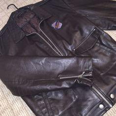 Gucci Jacket/Coat Nice Authentic Leather Gucci Coat Gucci Jackets & Coats