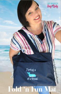 Last month to grab your beach or picnic blanket.  #oneorganizedbaglady #picnic #beach Thirty One Gifts, Drawstring Backpack, Picnic Blanket, My Favorite Things, Bags, Fashion, Handbags, Moda, Fashion Styles