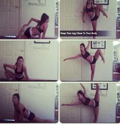 Stretches for tilt