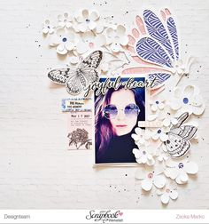 Another layout I've created with the gorgeous @scrapbookwerkstatt #aprilkit ❤ Have a great weekend you guys! #scrapbookwerkstatt #sbwdesignteam #sbwdt #monatskit #cratepaper #maggieholmes #flourish #floral #flowers #butterflies #patternedpaperlove #patternedpaper #bazzillbasicspaper #cardstock #silhouettecameo #diecutmachine #diecutting #silhouettedesignstore #scrapbooklayout #scrapbooking #papercrafts #papercrafting