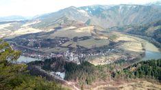 Rozhľadňa Špicák, Strečno Mountains, Nature, Travel, Naturaleza, Viajes, Destinations, Traveling, Trips, Nature Illustration