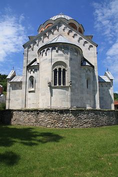 Studenica Monastery, Serbia (Србија)