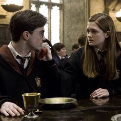 `Pity the living, and above all, those who live without love` - Dumbledore. Harry Potter