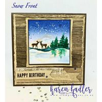 Stamping Bees – Sharing the passion of hand made Cards and Crafts Happy 2nd Birthday, Christmas Gift Box, Ink Pads, Masculine Cards, Stamping Up, Cardmaking, Paper Crafts, Snow, Bees