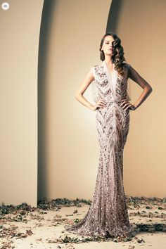 Ziad Nakad Haute Couture Fall-Winter 2013-2014