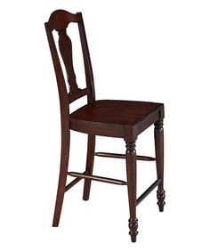 Love this Country Comfort Counter Stool on #zulily! #zulilyfinds