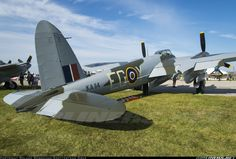 Ww2 Aircraft, Military Aircraft, De Havilland Mosquito, Mosquitoes, Aircraft Pictures, Aeroplanes, World War Two, Wwii, Fighter Jets