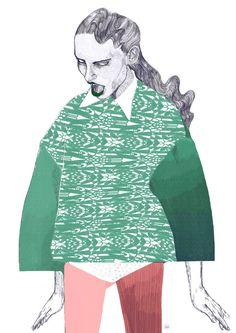 The Fabulous Fashion Illustrations of Artaksiniya   Abduzeedo Design Inspiration & Tutorials
