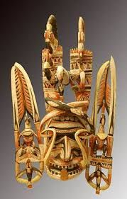 Image result for new ireland carvings