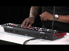 Beatmaking With The Roland JD-Xi Hybrid Synthesizer » Synthtopia