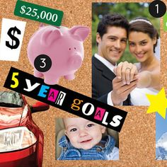How to Create a Financial Vision Board