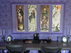 Haunted Mansion Stretching Portraits