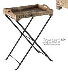 tray table. canett