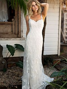 f6690481f307 SHANTELLE 2 fitted beaded lace low back wedding dress Madi Lane Luv Bridal  Perth Australia
