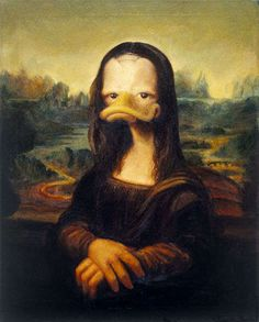 Deviant Duckified Masterpieces Duckomenta Takes Great Pop Art and Gives It an Avian Twist