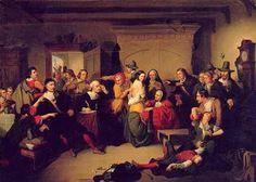 Omphalos: 1 marzo, ricorrenza delle esecuzioni di Salem