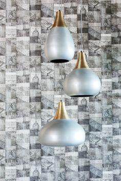 DEWEY HANGING LAMPS