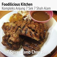 Dear our beloved customer,  We are open as usual for today & tomorrow..see you guys soon   7 Spices Lamb Chop Tower (double lamb chop) RM25.90 only   #bestseller #7spices #lambchop #originalrecipe #foodiliciouskitchen #makansedap #shahalam #affordable #halal #westernfood #recommended on #tripadvisor #nstp #kosmo  Foodilicious Kitchen Kompleks Anjung 7,Jalan Zirkon 7B, Seksyen 7, 40000 Shah Alam  Tel: 017-6419945  GPS : 3.076289w,101.495784  Waktu Operasi:  Isnin - Ahad (6.00pm - 11.00pm)…