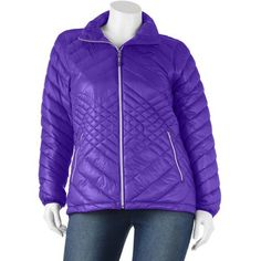 Tek equipment outerwear at Meserti - Shop our full line including this Tek Gear Packable Puffer Jacket - Women's plus-size, at Meserti, of women's outerwear.