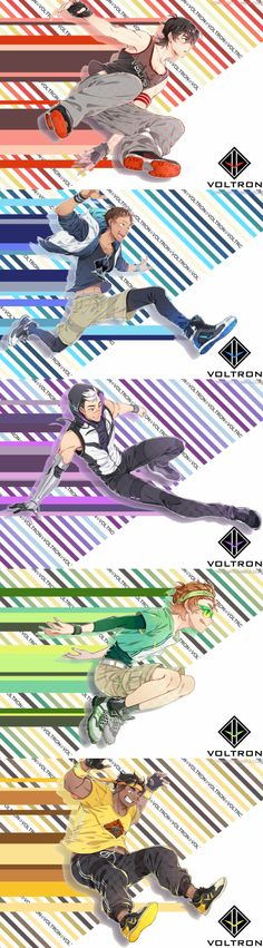 Voltron: Legendary Defender **lowaharts**