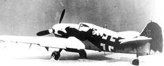 Bf 109 K-4 W.Nr. 332 761, Vilseck, 8 January 1945