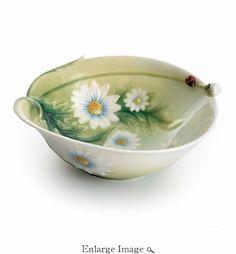 Franz Ladybug table bowl