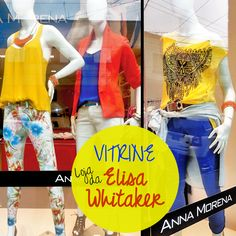Anna Morena | Spring Summer 2014 | Week Collection
