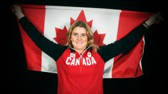 Hayley Wickenheiser to lead Canadian Olympic Team into Fisht Stadium in Sochi Five-time Olympian and four-time medallist named Canada's flag bearer for Opening Ceremony of 2014 Olympic Winter Games. Olympic Committee, Olympic Team, Olympic Games, Hayley Wickenheiser, Canadian Facts, Winter Olympics 2014, Women's Hockey, Edmonton Oilers, Winter Games
