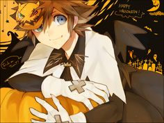 Sora - Kingdom Hearts - Halloween