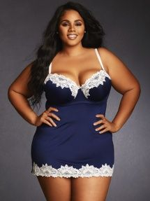 Shop sexy plus size lingerie and fall in love with exclusive styles only at Hips & Curves. From romantic to racy, buy plus size lingerie sizes L – Thick Girl Fashion, Curvy Women Fashion, Plus Size Fashion, Curvy Girl Lingerie, Plus Size Lingerie, Hips And Curves, Sexy Curves, Xl Mode, Ropa Interior Babydoll