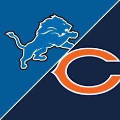 Image result for Detroit Lions vs. Chicago Bears