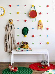 55 Απίθανες ιδέες για κρεμάστρες! | Toftiaxa.gr - Φτιάξτο μόνος σου - Κατασκευές DIY - Do it yourself